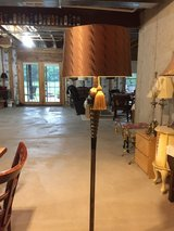 "Tall floor lamp with great design 62"" tall in Naperville, Illinois"