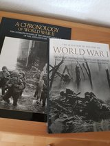 2 Books in good condition in Ramstein, Germany