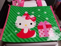 Christmas reusable totes new in Westmont, Illinois