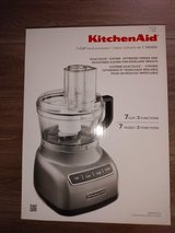new Kitchenaid Food Processor in Glendale Heights, Illinois