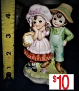 figurine farmers in The Woodlands, Texas