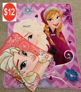 2 fleece blankets in The Woodlands, Texas
