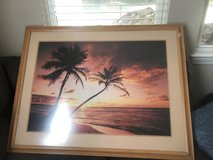 Beautiful picture with custom frame in Beaufort, South Carolina