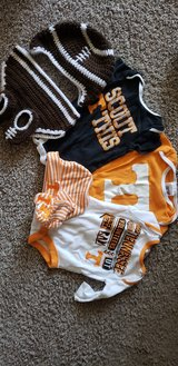 Tennesse Vols infant wear in Byron, Georgia