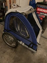 Instep bike trailer in Yorkville, Illinois