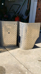 Diamond Plate Jeep CJ Rear Tub Protect in Camp Lejeune, North Carolina