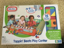 BRAND NEW  fisher price tappin beats piano play toy in Plainfield, Illinois
