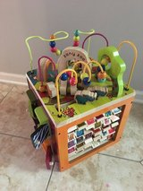 baby play activity cube in Plainfield, Illinois