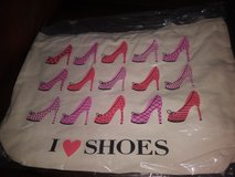 Shoes canvas tote in Spring, Texas
