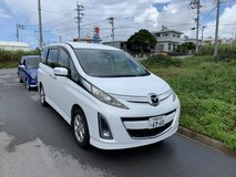 08 Mazda Biante REAR, FRONT, AND SIDE VIEW CAMERA!!! in Okinawa, Japan