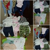 Babygirl Nearly New  3month to 6month old clothes. in Beaufort, South Carolina