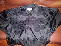 Men's rain jacket in Spring, Texas