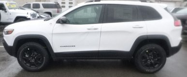 2019 Jeep Cherokee Trailhawk 4x4 in Ramstein, Germany