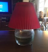 Glass Candle Shade in Chicago, Illinois