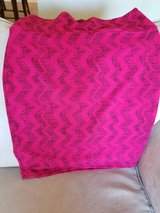 LuLaRoe Pink Cassie Size L in Great Lakes, Illinois