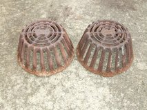 Wade Cast Iron Drain Dome Industrial Roof Drain Grate W-3600-D in Aurora, Illinois