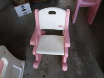 GIRLS PINK ROCKING CHAIR in Joliet, Illinois