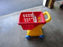 LITTLE TIKES SHOPPING CART in Joliet, Illinois