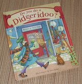 Do You Do a Didgeridoo? Childrens Hard Cover Book in Joliet, Illinois