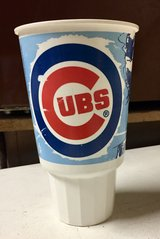 McDonalds Cubs Plastic Drinking Cup in Westmont, Illinois