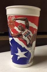 Vintage Shaquille O'Neal Dream Team 2 Basketball 1994 McDonalds Cup in Westmont, Illinois