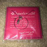 American Girl charm necklace- New in Kingwood, Texas
