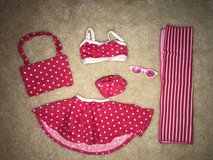 Bathing Suit set for American girl doll in Kingwood, Texas