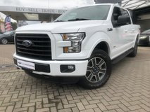 2016 Ford F150 Supercrew XLT EcoBoost in Ramstein, Germany