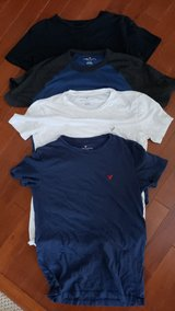American Eagle tshirts size small in Naperville, Illinois