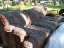Long sofa in Cleveland, Texas