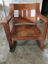 Mission Rocking Chair in Bolingbrook, Illinois