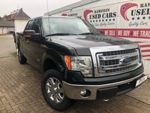2013 Ford F-150 SuperCrew XLT 4WD w/EcoBoost Engine in Ramstein, Germany
