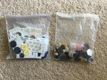 Bags of Buttons in Camp Lejeune, North Carolina