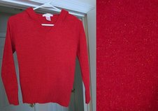 Girl's Hoodie Sweater, Size M in CyFair, Texas