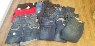 plus size jeans in Yucca Valley, California