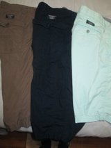 Young men's shorts- Calvin Klein, Galvin Green, Guess and Armani Exchange in Naperville, Illinois