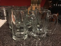 Beer glass set of 5 in Naperville, Illinois