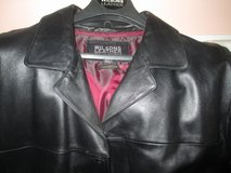 Men's Wilson Leather Jacket- Pelle - Thinsulate lined in Naperville, Illinois