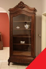Freddy's - Louis XV bookcase in Stuttgart, GE
