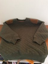 Green Quilted Jumper Age 6 in Lakenheath, UK