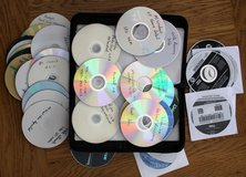 PC TEchnicians DVD Collection in Lakenheath, UK