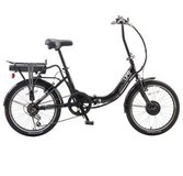 eBike Tourer 6sp 24V 250W Folding Electric Bike in Lakenheath, UK