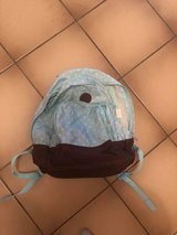 backpack in Spangdahlem, Germany