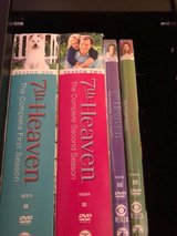 7th heaven dvd in Spangdahlem, Germany