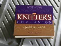 Knitters Companion Book in Camp Lejeune, North Carolina