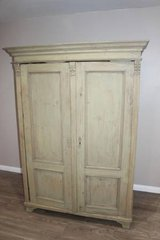 18th Century Antique French Armoire in Kingwood, Texas