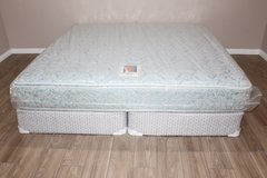 King Size Mattress - Double Sided Plush Pillowtop Mattress in Kingwood, Texas