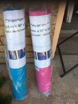 "New tablecloth rolls 40"" x 100ft in Alamogordo, New Mexico"