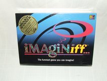 ImagiNiff…  Board Game NEW ~ The Funniest Game You can Imagine ~ in Naperville, Illinois