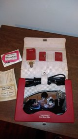 Vintage travel iron kit in The Woodlands, Texas
